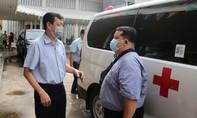 Đội phản ứng nhanh số 4 BV Chợ Rẫy chi viện cho Đà Nẵng