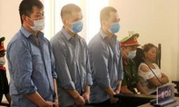 Hai tử tù chết trong tư thế treo cổ tại trại tạm giam