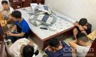 14 đối tượng phê ma tuý trong nhà nghỉ ở Sài Gòn giữa lúc dịch Covid-19