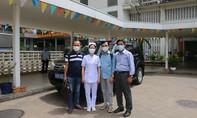 BV Chợ Rẫy cử thêm một đội phản ứng nhanh chi viện cho Đà Nẵng