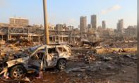 Nổ lớn rung chuyển thủ đô Beirut, 70 người chết, hơn 3700 người bị thương