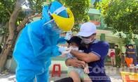 BN749 đi công tác tại 7 trạm y tế xã, đi dâng hương tại nghĩa trang Trường Sơn