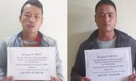 Phát hiện 30 người trốn trong hang đá chuẩn bị sang Trung Quốc