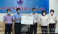 Nhiều ngân hàng, doanh nghiệp ủng hộ Đà Nẵng phòng chống Covid-19