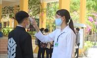 352 thí sinh ở Quảng Ngãi phải dừng thi do liên quan Covid-19