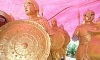 """Lâm Đồng: Trả những bức tượng """"lính nhà Tần"""" về lại Bình Dương"""
