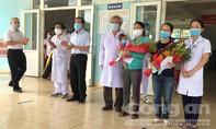 2 bệnh nhân đầu tiên tại Quảng Trị được công bố khỏi bệnh Covid-19