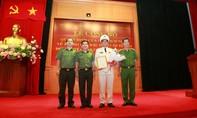Trao quyết định thăng hàm cấp tướng cho 9 lãnh đạo cao cấp CAND