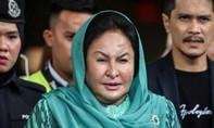 Vợ cựu thủ tướng Malaysia Najib Razak, chi hơn 24.000 USD/tháng để giữ 'hình ảnh đẹp'