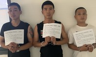 Công an quận Phú Nhuận khám phá nhiều vụ trộm, cướp tài sản