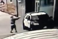 Mỹ treo thưởng 100.000 USD tìm hung thủ bắn hai cảnh sát
