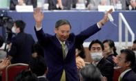 Ông Suga chiến thắng vang dội trong cuộc đua làm chủ tịch đảng cầm quyền