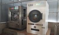 """Máy giặt, máy sấy trong các bệnh viện huyện bị """"thổi"""" giá tiền tỷ"""