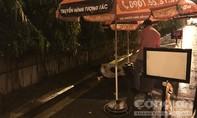 Cô gái rơi từ tầng 16 chung cư xuống đất tử vong ở Sài Gòn