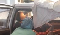 """Thừa Thiên – Huế: Nữ tài xế hỗ trợ sản phụ """"vượt cạn"""" thành công trong bão"""