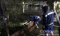 TPHCM: Đang uống cà phê, 2 thanh niên tá hỏa thấy xác chết trôi bên cạnh
