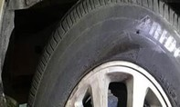 Xe của Công ty CP Công viên nước Đầm Sen gây tai nạn rồi bỏ trốn