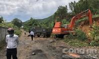 Bị phạt 475 triệu đồng vì khai thác trái phép đất tại đèo Đại La