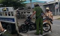 Tiền Giang:  Tạm giữ 3 xe máy độ trong một tiệm sửa xe