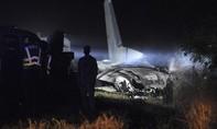 Máy bay quân sự Ukraine rơi, 25 người thiệt mạng