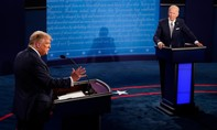Hỗn loạn nhấn chìm buổi tranh luận đầu tiên giữa Trump và Biden