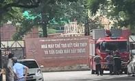 Nổ lớn trong KCN, 3 người bị hất văng thương vong