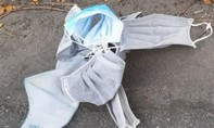 Đau đầu với rác thải nhựa mùa dịch