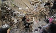 Tìm thấy dấu hiệu sự sống một tháng sau vụ nổ ở  Beirut