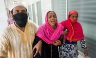 Nổ khí đốt tại nhà thờ Hồi giáo, ít nhất 13 người chết