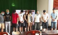 Hơn 20 nam nữ thuê nhà nghỉ mở tiệc ma túy