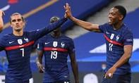 Pháp thắng ngược Croatia ở Nations League