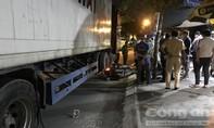 Thương tâm bé trai 10 tuổi ở Sài Gòn bị xe container cán tử vong đêm Giao thừa