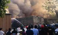 Liên tiếp 2 vụ cháy lớn tại Hố Nai