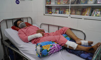 Cứu sống nam sinh bị vỡ tạng sau tai nạn giao thông