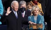 Ông Biden cam kết là
