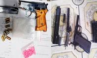 Vụ phá đường dây buôn ma túy, vũ khí, thu 7 khẩu súng: Bắt đối tượng thứ 14