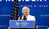 Mỹ có nữ bộ trưởng Tài chính đầu tiên trong lịch sử