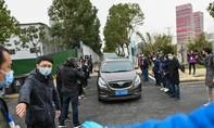 Nhóm điều tra Covid-19 của WHO đã tiếp cận bệnh viện ở Vũ Hán