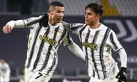 Ronaldo lập cú đúp, Juventus thắng đậm trận đầu năm