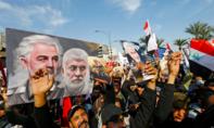 Hàng chục ngàn người biểu tình chống Mỹ, tưởng niệm tướng Soleimani