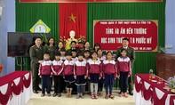 Công an Thừa Thiên Huế mang mùa đông ấm đến người nghèo