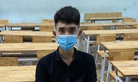 Vừa nhận ma túy từ Sài Gòn gửi xe về Bình Thuận thì bị bắt quả tang