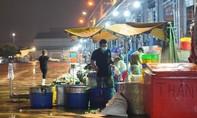 Dự kiến ngày 1/11 chợ đầu mối Bình Điền hoạt động trở lại