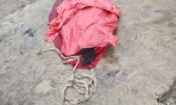 Thương tâm người phụ nữ làm thuê ngoài ruộng bị sét đánh tử vong