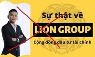 Công an cảnh báo về tổ chức tài chính Lion Group