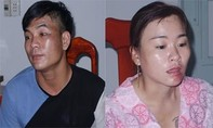 Cặp đôi giật dây chuyền chiều 30 Tết, bị nạn nhân tông thẳng xe, bắt giữ