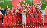 Bayern là CLB thứ hai trong lịch sử đoạt cú ăn 6