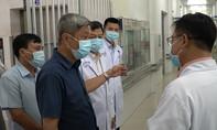 Thứ trưởng Nguyễn Trường Sơn chúc Tết Bệnh viện Chợ Rẫy