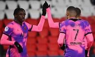 PSG trở lại đỉnh bảng Ligue 1