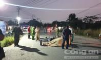 Hai xe máy đối đầu, 1 quân nhân tử nạn, 5 người khác bị thương